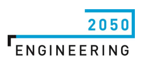 Logo: 2050 Engineering